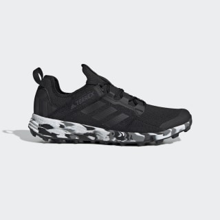 TERREX Speed LD Trailrunning-Schuh Core Black / Non-Dyed / Carbon BD7723