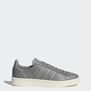 Campus Shoes Grey / Grey / Off White BY9837