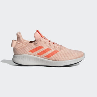 Sensebounce+ Street Shoes Glow Pink / Hi-Res Coral / Glow Orange DB3589