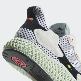 ZX 4000 4D Shoes Ftwr White   Grey Two   Linen Green B42203 118c80df7