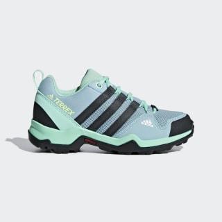 Terrex AX2R Rain.RDY Hiking Shoes Ash Grey / Carbon / Clear Mint BC0676