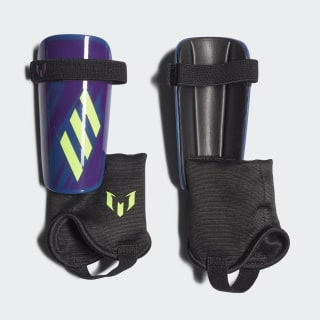 Messi MTC Shin Guards Tech Indigo / Glory Purple FL1370