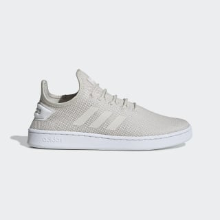 Court Adapt Shoes Raw White / Raw White / Cloud White EE7601