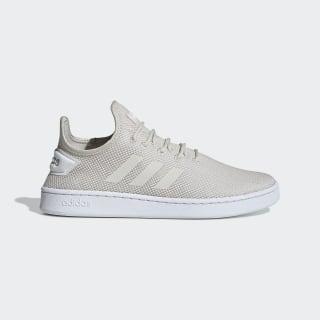 Zapatillas Court Adapt Raw White / Raw White / Running White EE7601