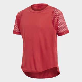 ID T-Shirt Active Maroon / Maroon ED4665