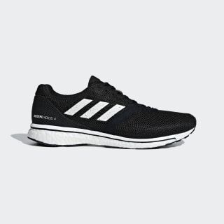 Adizero Adios 4 Shoes Core Black / Cloud White / Core Black B37312