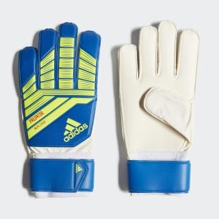 Predator Top Training Gloves Football Blue / Bold Blue / Solar Yellow DN8577