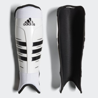 Chrániče holení Hockey White / Black F91067