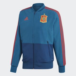 Spain Presentation Jacket Tribe Blue / Red CE8838