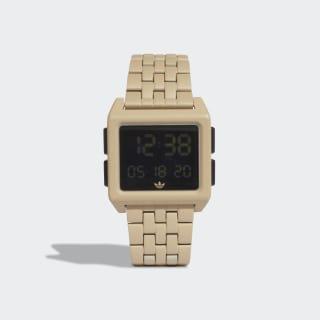ARCHIVE_CM1 Watch Linen Khaki / Black CK3109