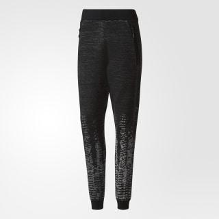 adidas Z.N.E. Pulse Knit Joggers Black / Off White BQ4839
