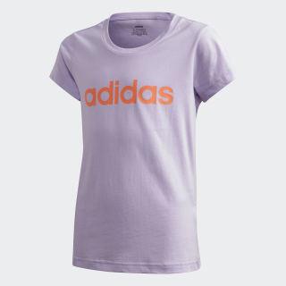 T-shirt Essentials Linear Purple Tint / Signal Coral FM7021