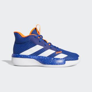 Tenis para básquet Pro Next 2019 Blue / Active Gold / Cloud White EF0856