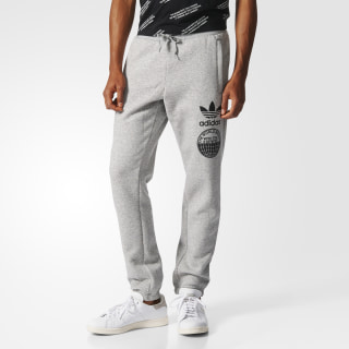 Pantalón Graphic Street MEDIUM GREY HEATHER BP8934