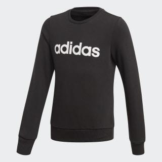 Sweat-shirt Linear Black / White EH6157