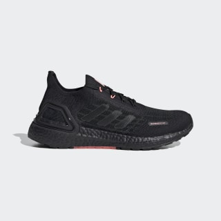Ultraboost Summer.RDY Shoes Core Black / Core Black / Light Flash Red EG0746