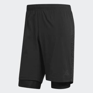 Supernova Dual Shorts Black BQ7245