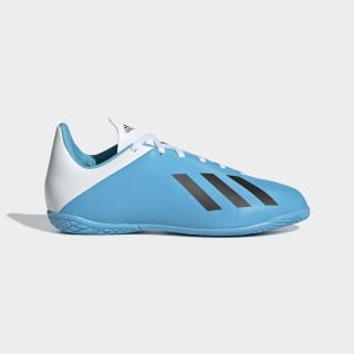 X 19.4 Indoor Shoes Bright Cyan / Core Black / Shock Pink F35352