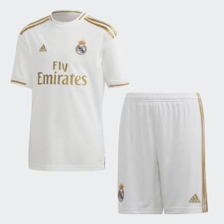 Real Madrid Home Mini Kit White DX8841