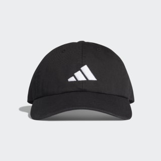 adidas Athletics Pack Dad Cap Black / Black / White FK4419
