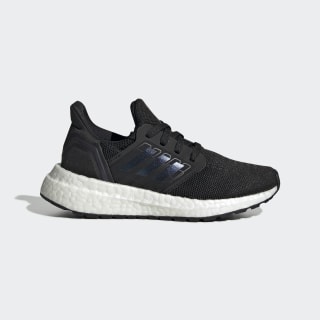 Ultraboost 20 Shoes Core Black / Boost Blue Violet Met. / Cloud White EG4823
