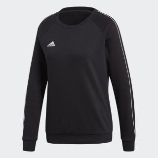 Core 18 Sweatshirt Black / White CY8259
