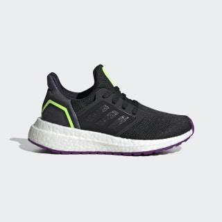 Zapatillas para correr Ultraboost 20 Core Black / Glory Purple / Cloud White EG4824