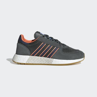 Marathon Tech Shoes Legend Ivy / Dark Navy / Semi Coral EE5630