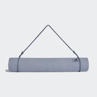 Yoga Mat raw steel s18 / raw steel s18 / black CY6236