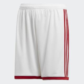 Regista 18 Shorts White / Power Red CW2025