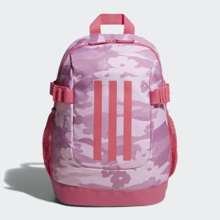 Power Allover Print Backpack Clear Pink / Semi Solar Pink / True Pink DW4255