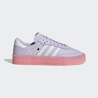 รองเท้า SAMBAROSE Purple Tint / Cloud White / Glory Pink EF4966