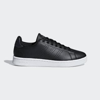 รองเท้า Advantage Core Black / Core Black / Black Blue Met. F36225