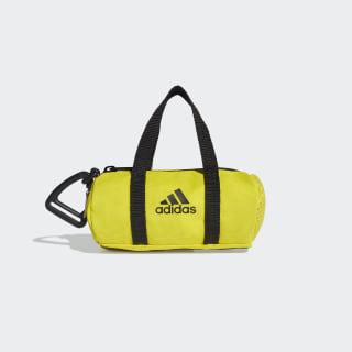 กระเป๋าดัฟเฟิลขนาดจิ๋ว Shock Yellow / Black / Black FQ5260