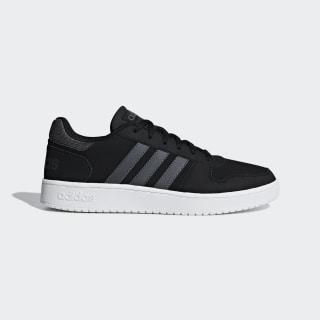 Hoops 2.0 Shoes Core Black / Grey Six / Ftwr White F34852
