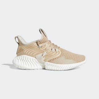 Alphabounce Instinct Clima Shoes Pale Nude / Clear Brown / Running White D97289