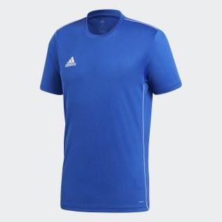 Core 18 Trainingsshirt Bold Blue / White CV3451