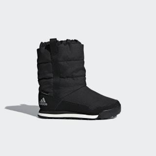 Сапоги Climawarm Snowpitch Slip-On core black / core black / chalk white S80822