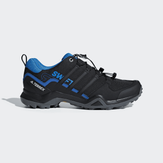 Zapatilla adidas TERREX Swift R2 Core Black / Core Black / Bright Blue AC7980
