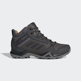 Zapatilla Terrex AX3 Mid GORE-TEX Hiking Grey Five / Core Black / Mesa BC0468
