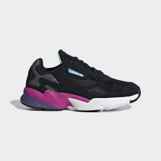 Falcon Shoes Core Black / Core Black / Shock Pink CG6219
