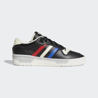 Rivalry Low Shoes Core Black / Cloud White / Cream White EF1605