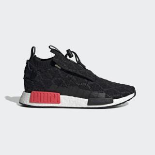 NMD_TS1 Primeknit GTX Shoes Core Black / Carbon / Shock Red BD8078