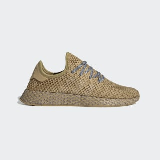 Zapatilla Deerupt Runner Raw Sand / St Pale Nude / Grey Four BD7885