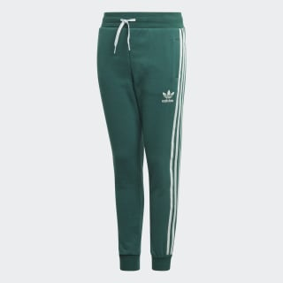 Pants 3 Franjas Collegiate Green / Vapour Green EJ9384