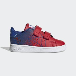 Advantage Shoes Team Royal Blue / Scarlet / Cloud White EG7903