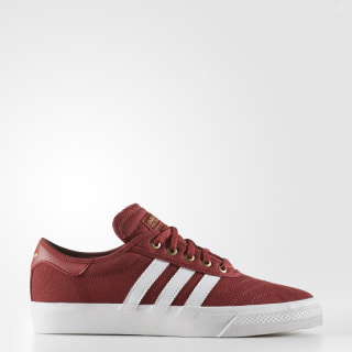 adiease Premiere ADV Shoes Mystery Red / Crystal White / Gold Metallic BB8507