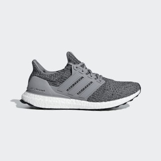 Ultraboost Shoes Grey / Grey / Core Black F36156