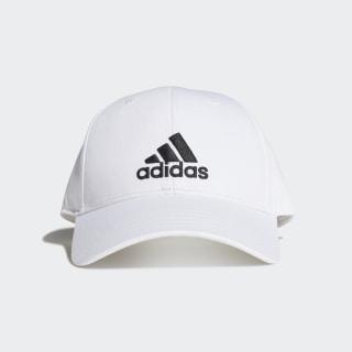 Baseball Cap White / White / Black FK0890