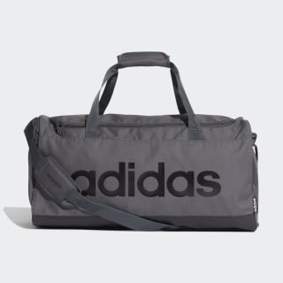 Linear Duffel Bag Grey Six / Black / Black FS6503